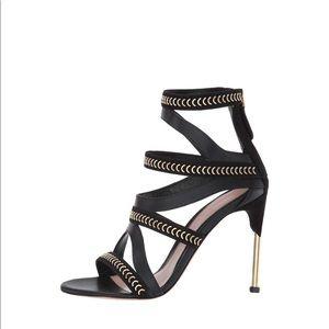 Alexander McQueen heeled strappy sandals 39